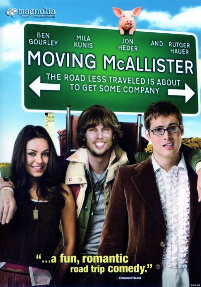 Бегущий МакАллистер / Moving McAllister