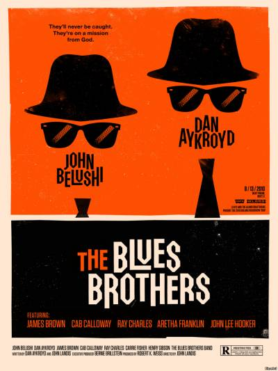 Братья Блюз / The Blues Brothers