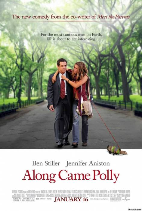 А вот и Полли / Along Came Polly