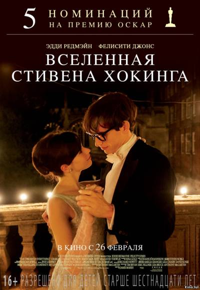 Вселенная Стивена Хокинга/ The Theory of Everything
